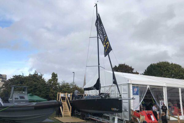 lifting keel, daysailer, trailerable, weekend Yacht, hubkiel