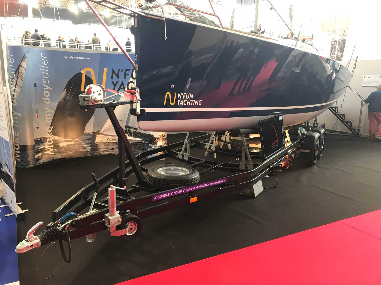 Salon Nautic Paris 2018