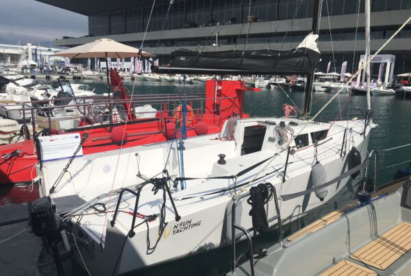 Daysailer, lifting keel N Fun 30