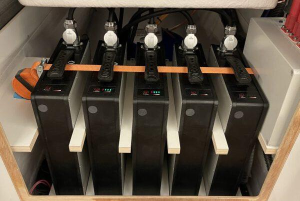 Oceanvolt batteries